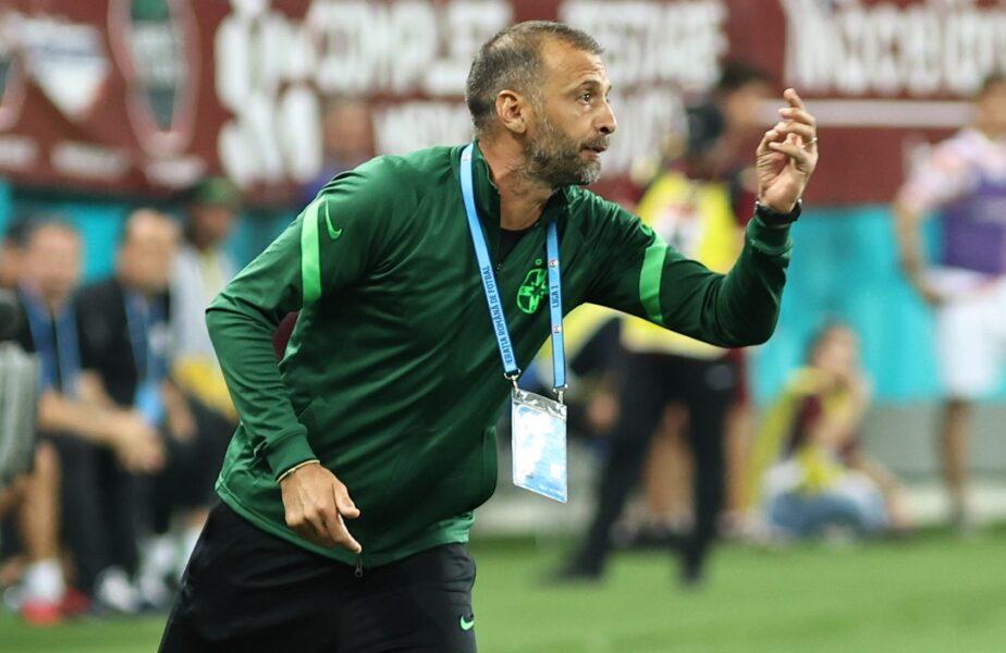 """Rapid – FCSB 1-0   """"O înfrângere ruşinoasă!"""" Dinu Todoran, tot mai aproape să fie demis. """"Eu sunt vinovatul! Îmi reproșez rezultatele"""""""