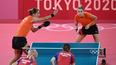 Jocurile Olimpice 2020   România, eliminată în sferturi de Hong Kong după ce dublul câştigase un punct uriaş