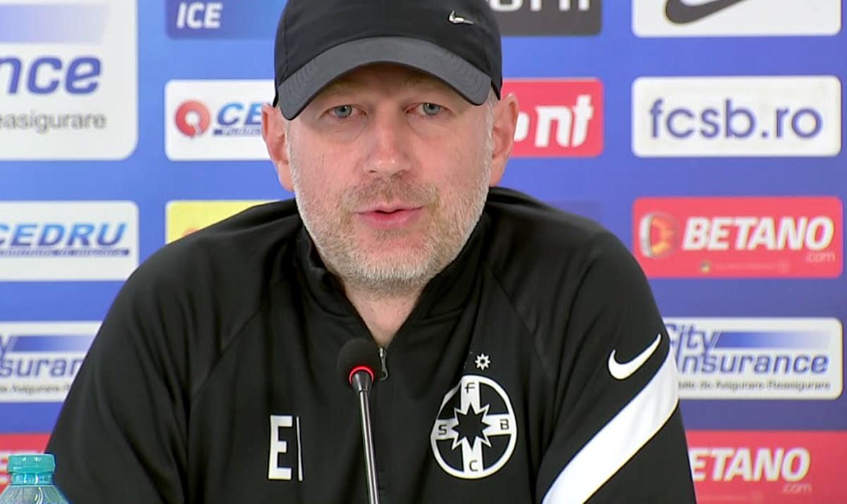 Edi Iordănescu, decizie uluitoare înainte de FCSB – Dinamo. Cine este căpitanul vicecampioanei în lipsa lui Florin Tănase! Nu a jucat niciun minut în acest sezon