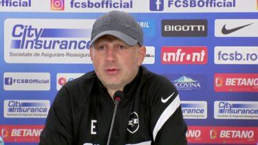Edi Iordănescu, bulversat înaintea derby-ului CFR Cluj - FCSB
