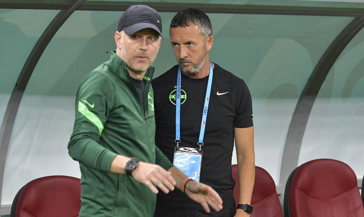 Edi Iordănescu şi Mihai Stoica