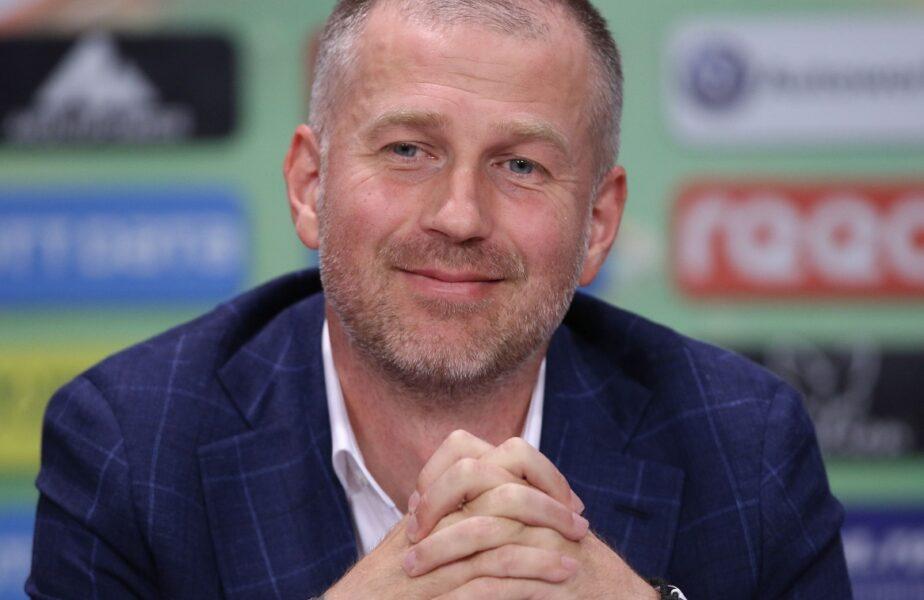 """Edi Iordănescu a explicat de ce a semnat cu FCSB. """"Este o mare onoare şi responsabilitate!"""" Cum l-a convins Gigi Becali. """"Îi sunt recunoscător patronului"""""""
