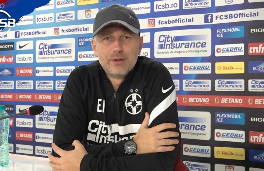 """Edi Iordănescu, încântat de Gigi Becali. """"Ne ţinem de convenţie!"""". Cum a reuşit patronul lui FCSB să-l surprindă total!"""