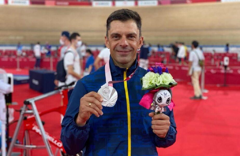 Eduard Novak a cucerit medalia de argint Jocurile Paralimpice de la Tokyo! Ce performanţă a reuşit Ministrul Tineretului şi Sportului