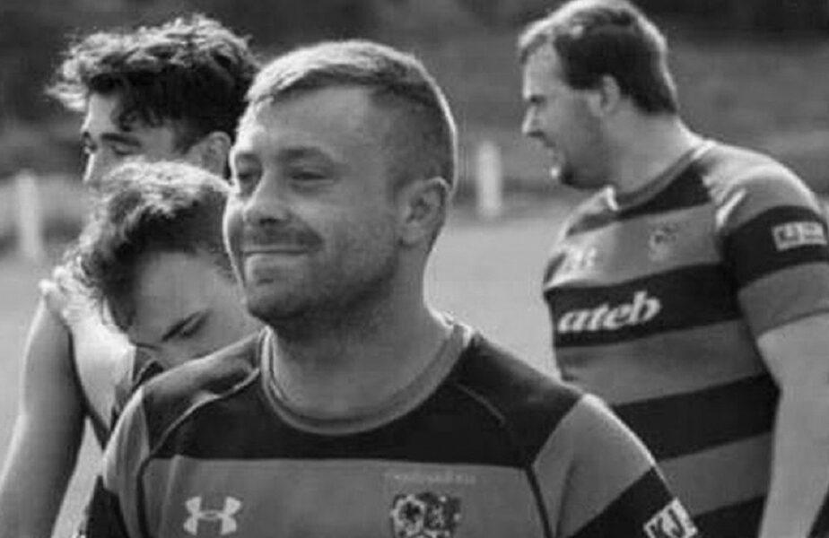 """Tragedie în Marea Britanie! Un jucător de rugby de 31 de ani a murit în timpul unui meci. """"Zboară sus, frate!"""""""