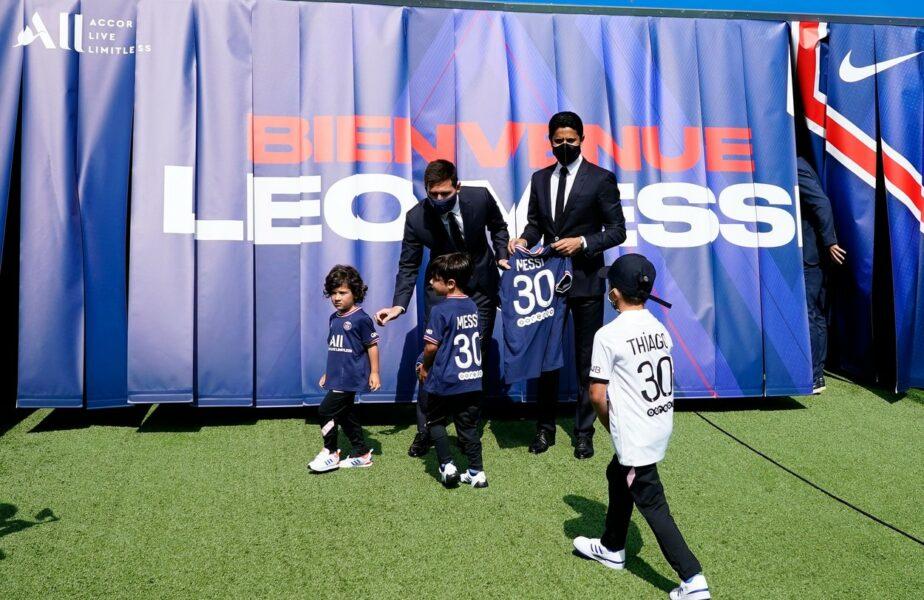 Lionel Messi, viaţă de lux în Paris! Unde va locui superstarul argentinian alături de familia sa + Ce sumă colosală trebuie să îi achite Barcelona