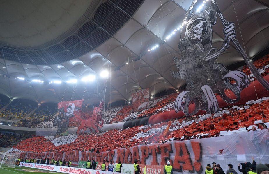 Cum se va face accesul fanilor pe stadion
