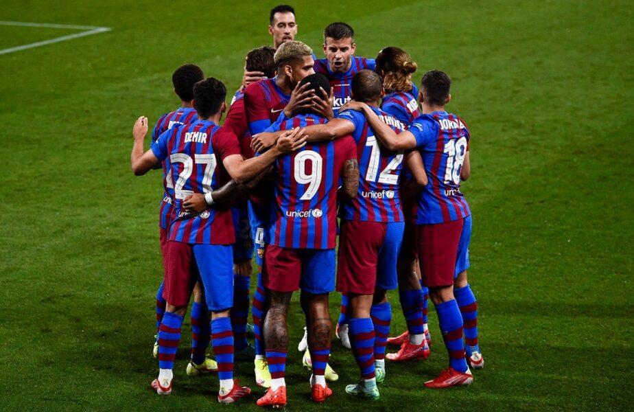 Un superstar de la Barcelona îi urmează exemplul lui Gerard Pique! Ce vedetă a acceptat reducerea salariului cu 25% pentru a salva clubul
