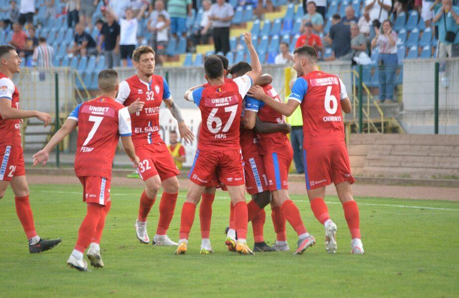 Sepsi – FC Botoşani 0-1. Echipa lui Leo Grozavu au egalat în finalul partidei, după ce Chindriş a deschis scorul