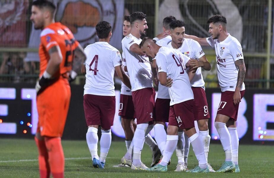 """UTA – Rapid 2-2. """"Bătrâna Doamnă"""" a reuşit """"remontada"""" la Arad! Giuleştenii n-au ştiut ce i-a lovit: au încasat 2 goluri în 3 minute"""