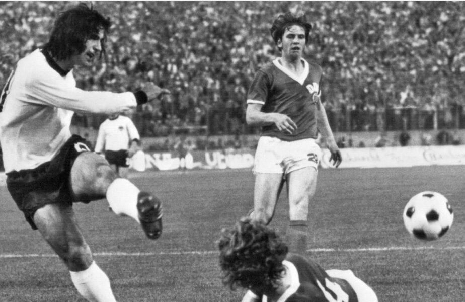 Uriaşul Gerd Muller putea ajunge la Barcelona! Istoria s-ar fi scris altfel. Guvernul Germaniei s-a opus mutării