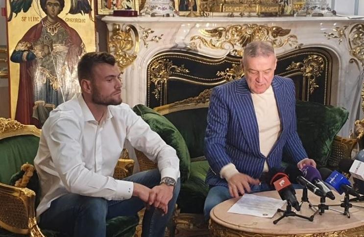 Reacţia lui Edi Iordănescu după ce a auzit că îl pierde pe Alexandru Creţu