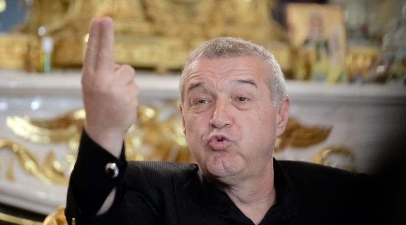 """Gigi Becali a pus pe masă 600.000 de euro pentru """"noul Man""""! """"Eu am avut informația de la club"""""""