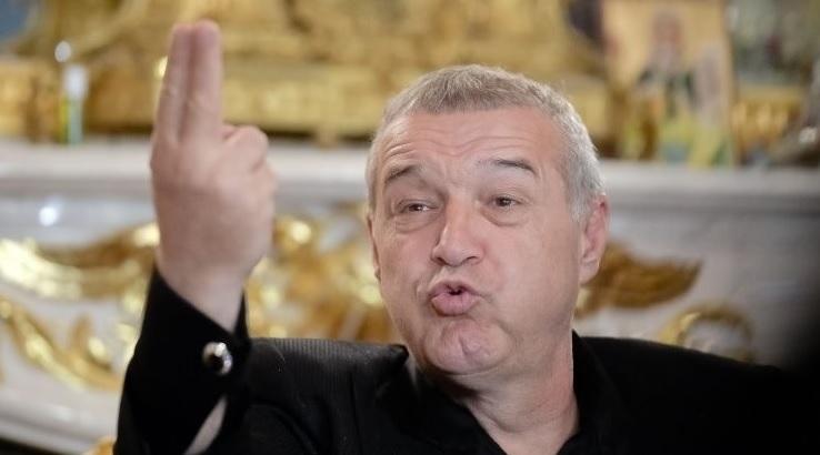 Prima reacţie a lui Gigi Becali după umilinţa cu CFR Cluj