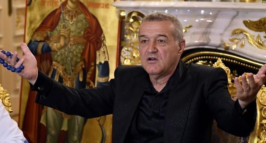 """Gigi Becali şi-a luat o """"ţeapă"""" de cel puţin 5 milioane"""