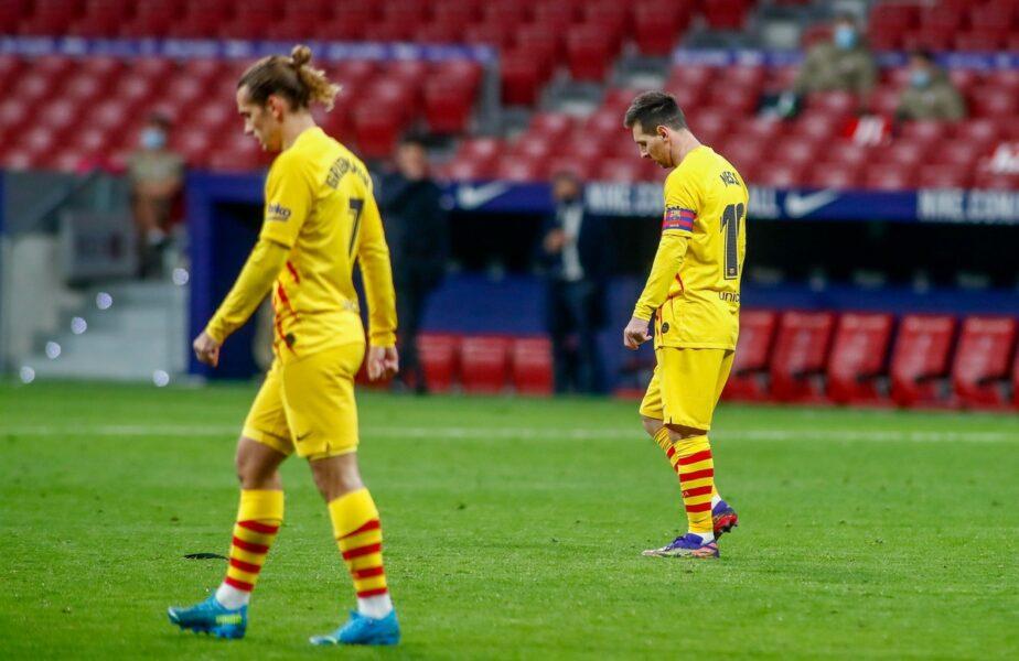 """Fanii Barcelonei l-au făcut praf pe Antoine Griezmann: """"Din cauza ta a plecat Messi!"""" Superstarul francez a fost huiduit de suporteri la antrenamente"""