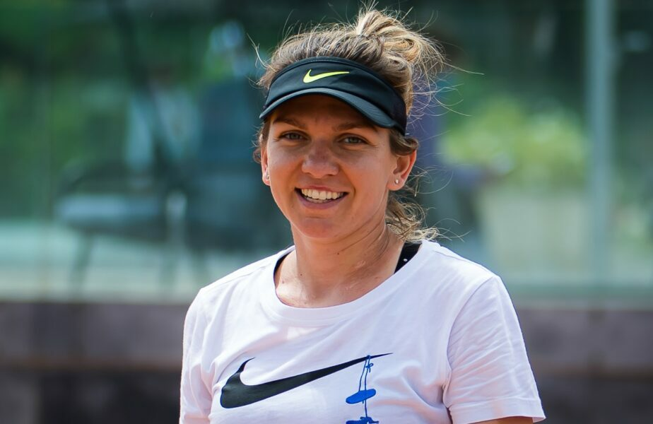 """Simona Halep, încurajată de Ilie Năstase. """"Poate câștiga US Open! De asta s-a dus acolo"""""""