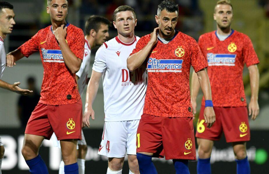 """FCSB, malaxor de jucători! Gigi Becali își umilește constant fotbaliștii! Dezvăluirile fostului atacant al roș-albaștrilor: """"Trebuie să fii puternic, mental!"""""""