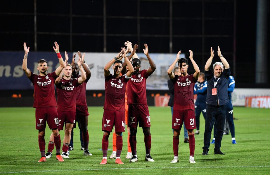 """CFR Cluj – Young Boys 1-1. Nebunie în Gruia! Campioana României a ratat dramatic victoria în prelungirile partidei. Coşmarul elveţian a """"lovit"""" din nou"""