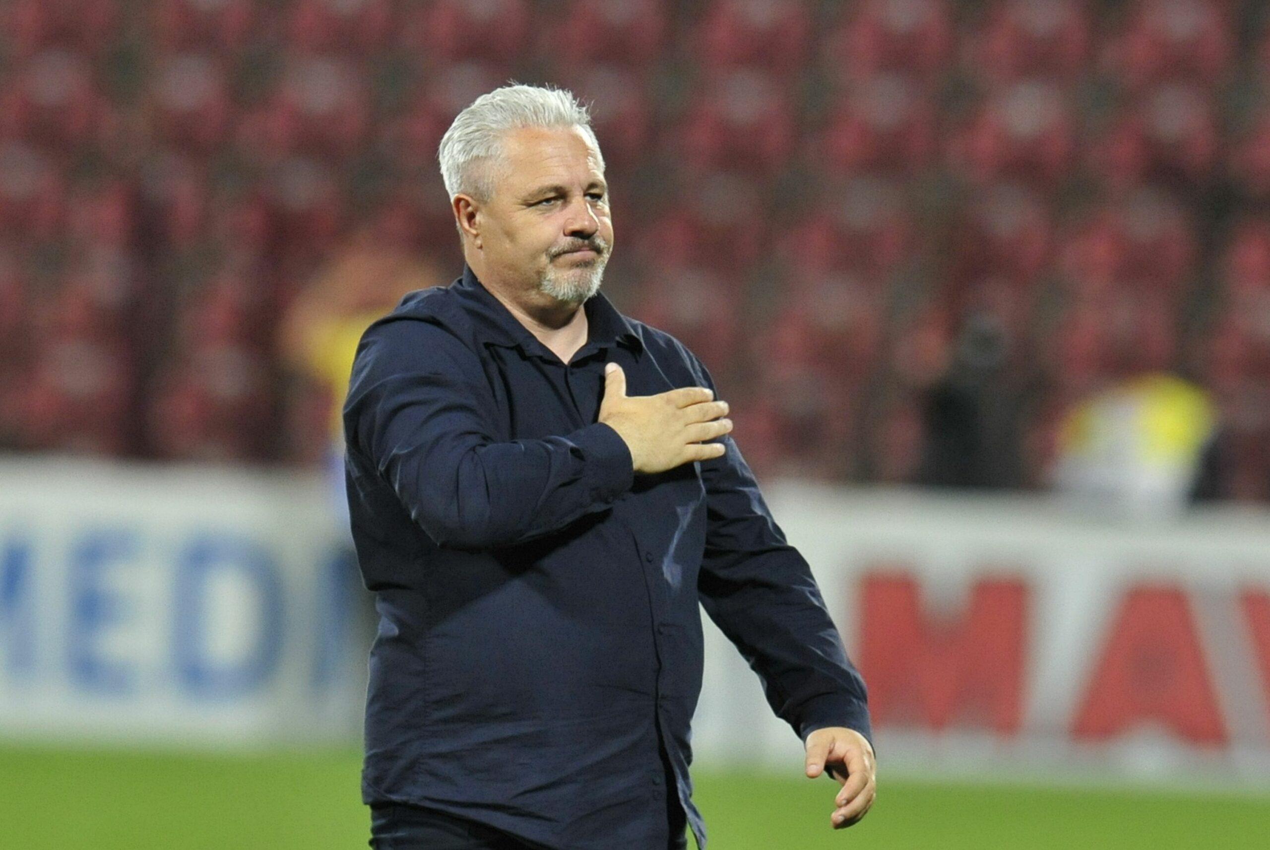 Reacția lui Marius Șumudică după ce Gabi Balint l-a propus la Rapid