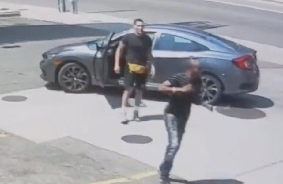 """Un luptător de MMA era să rămână fără maşină. Cum l-a prins pe hoţ în ultima clipă. """"Mi-am învăţat lecţia!"""""""