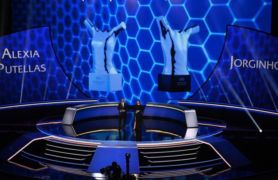 """Jorginho, desemnat """"Jucătorul Anului"""" de UEFA. """"A cucerit Europa de două ori"""". Toate premiile acordate la Istanbul"""