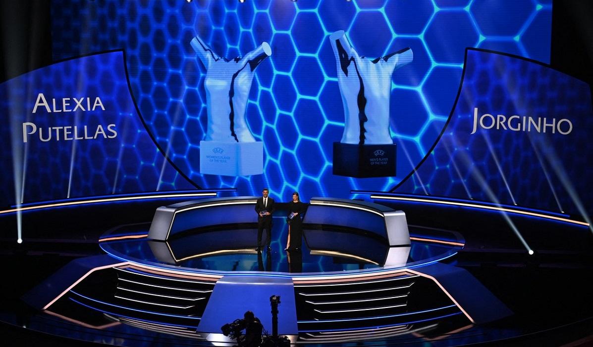 """Jorginho, desemnat """"Jucătorul Anului"""" de UEFA"""