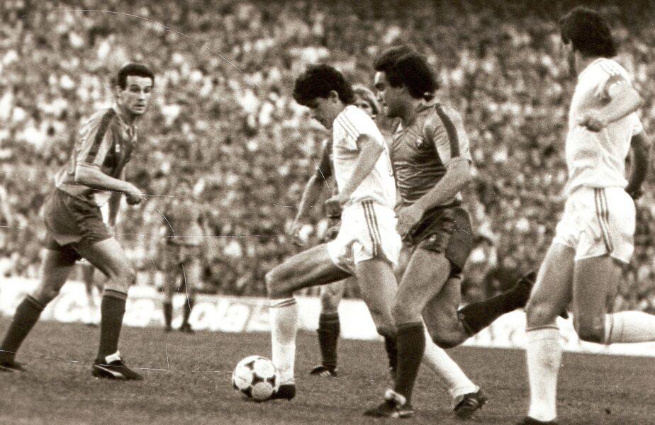 Drama unui finalist de la Sevilla '86: două infarcte, trei accidente aeriene, inimă necrozată!!!