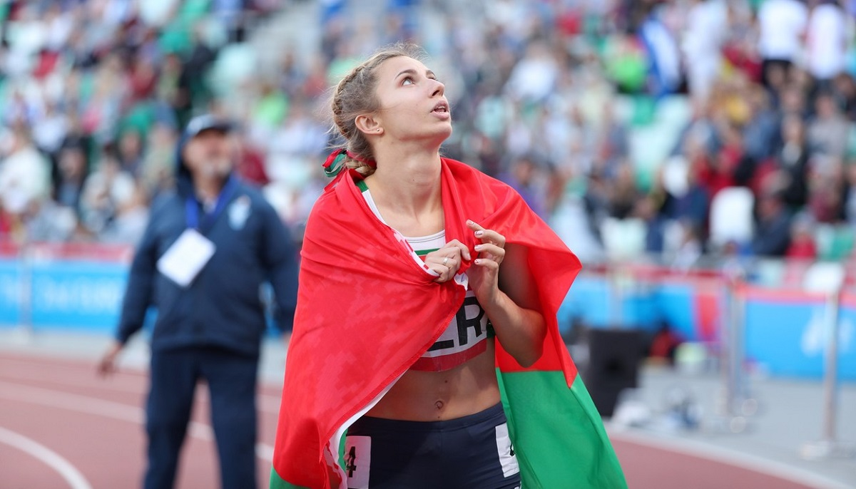 Kristina Timanovskaya a ajuns în Varşovia