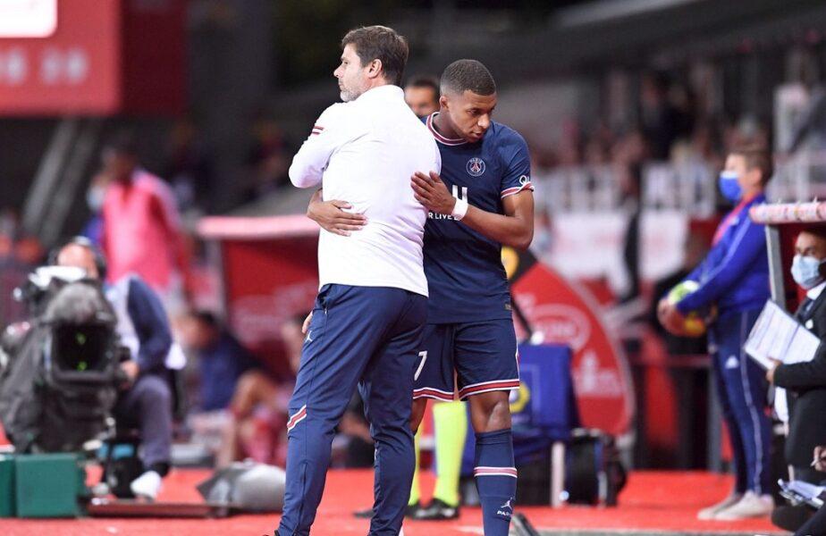 Kylian Mbappe a refuzat ultima ofertă primită de la PSG! Şeicul Nasser Al-Khelaifi a început discuţiile cu un alt atacant. Este bun prieten cu Neymar!