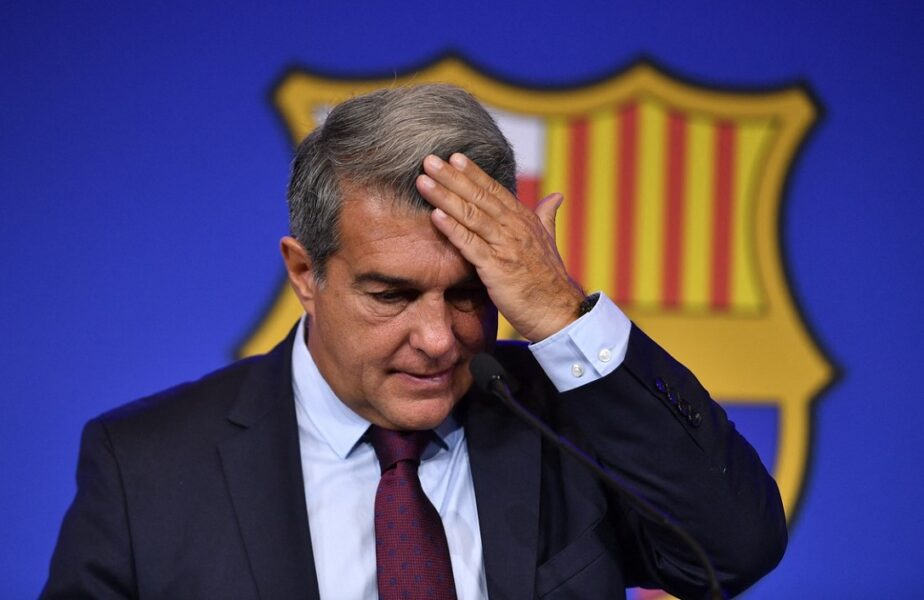 Barcelona, în criză totală