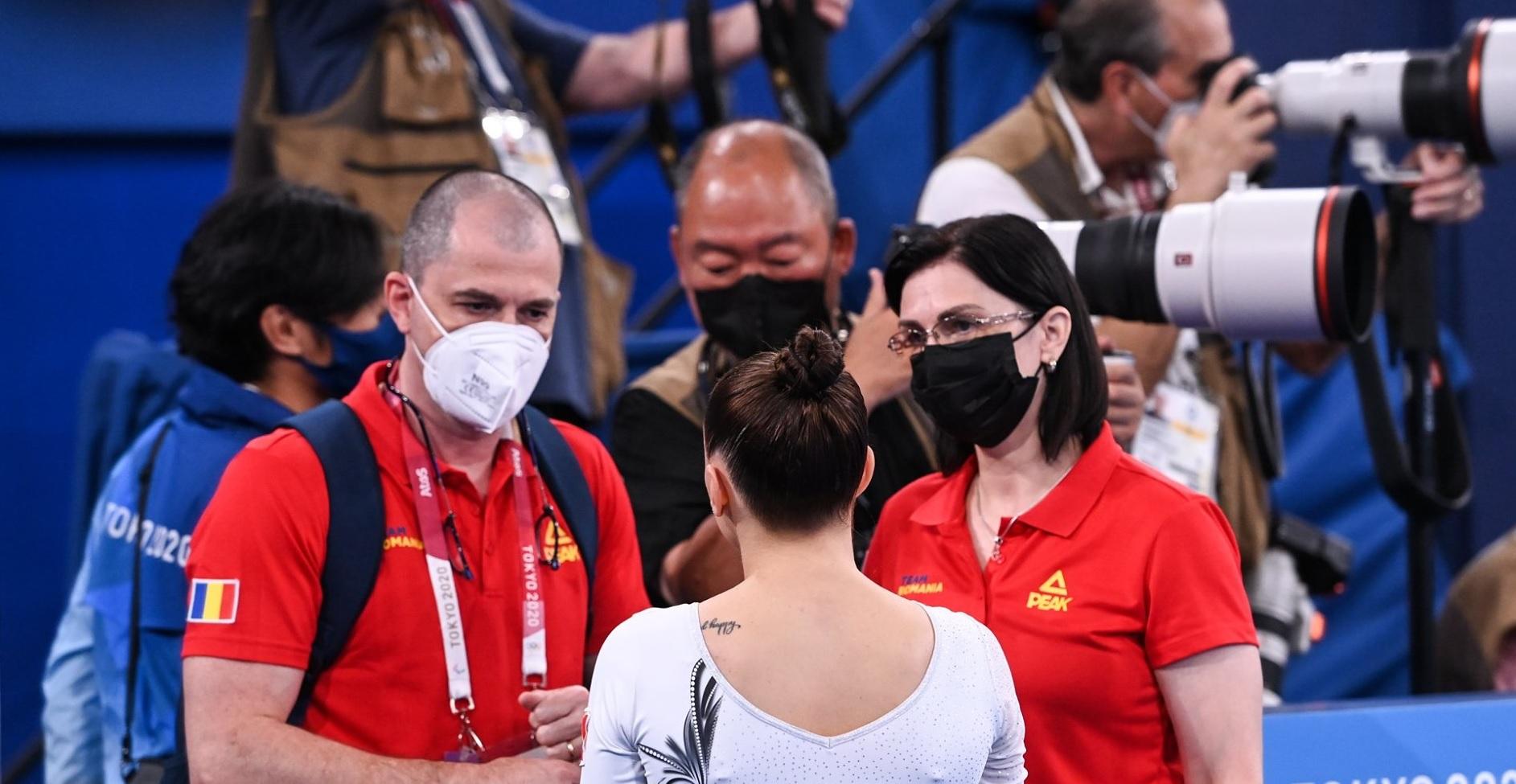 Jocurile Olimpice 2020 | Adevărul despre accidentarea dureroasă a Larisei Iordache