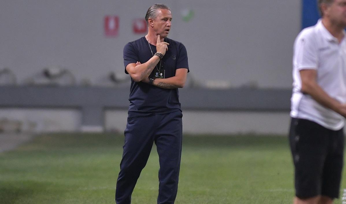 Laurenţiu Reghecampf, după CFR Cluj - Universitatea Craiova 1-0