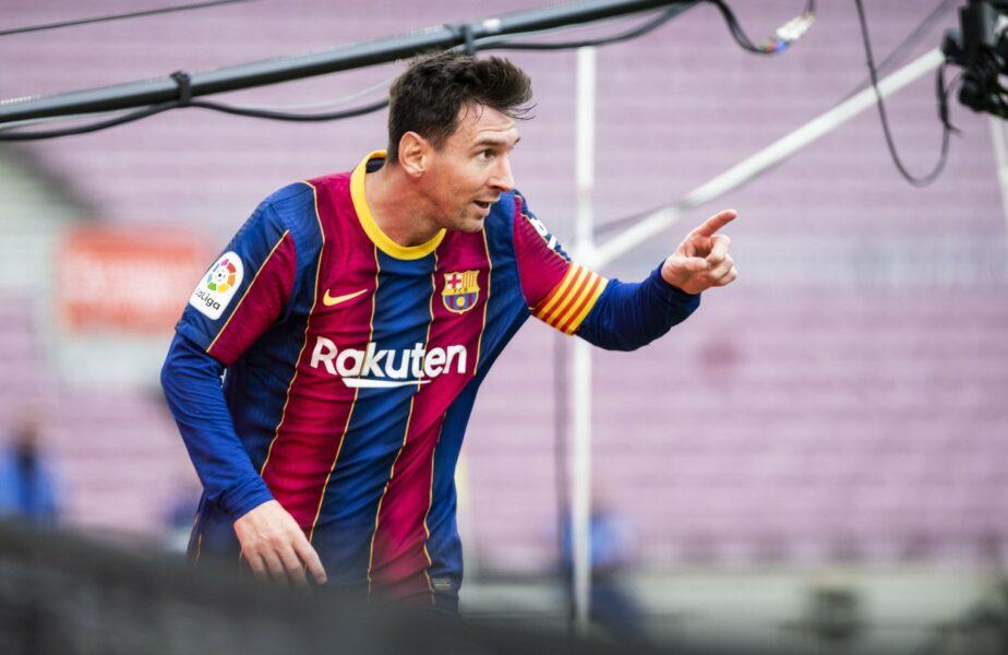 """""""Revoluţie"""" pe piaţa transferurilor după despărţirea lui Messi de Barcelona! Ce mutări istorice se pot produce în fotbalul mondial"""