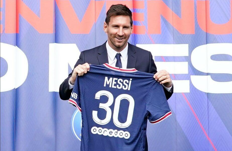 """Lionel Messi, mesaj pentru fanii Barcelonei: """"Ştiau că merg la un club câştigător!"""" Noua vedetă a lui PSG nu promite Liga Campionilor: """"Nu câştigă mereu cei mai buni"""""""