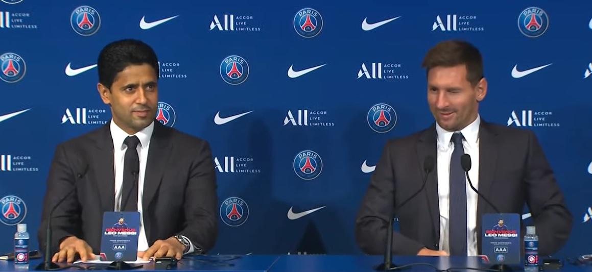 """Lionel Messi la PSG! Starul a fost prezentat oficial! """"Sper că vor fi fani când voi juca împotriva Barcelonei, pe Camp Nou"""". Toate declaraţiile sunt AICI"""