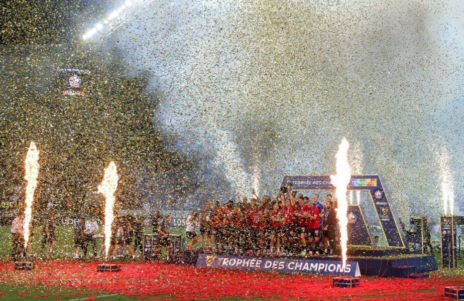 Lille – PSG 1-0. Campioana Franţei a câştigat şi Supercupa! S-a încheiat seria de vis a starurilor lui Pochettino