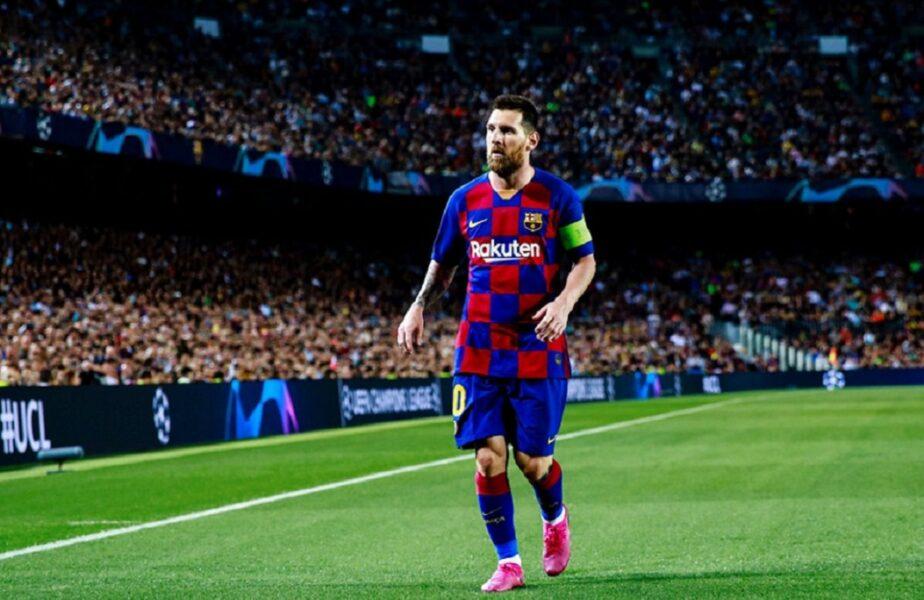 Lionel Messi ar putea fi oprit din drumul spre PSG! De ce nu poate semna contractul cu echipa lui Neymar și Mbappe