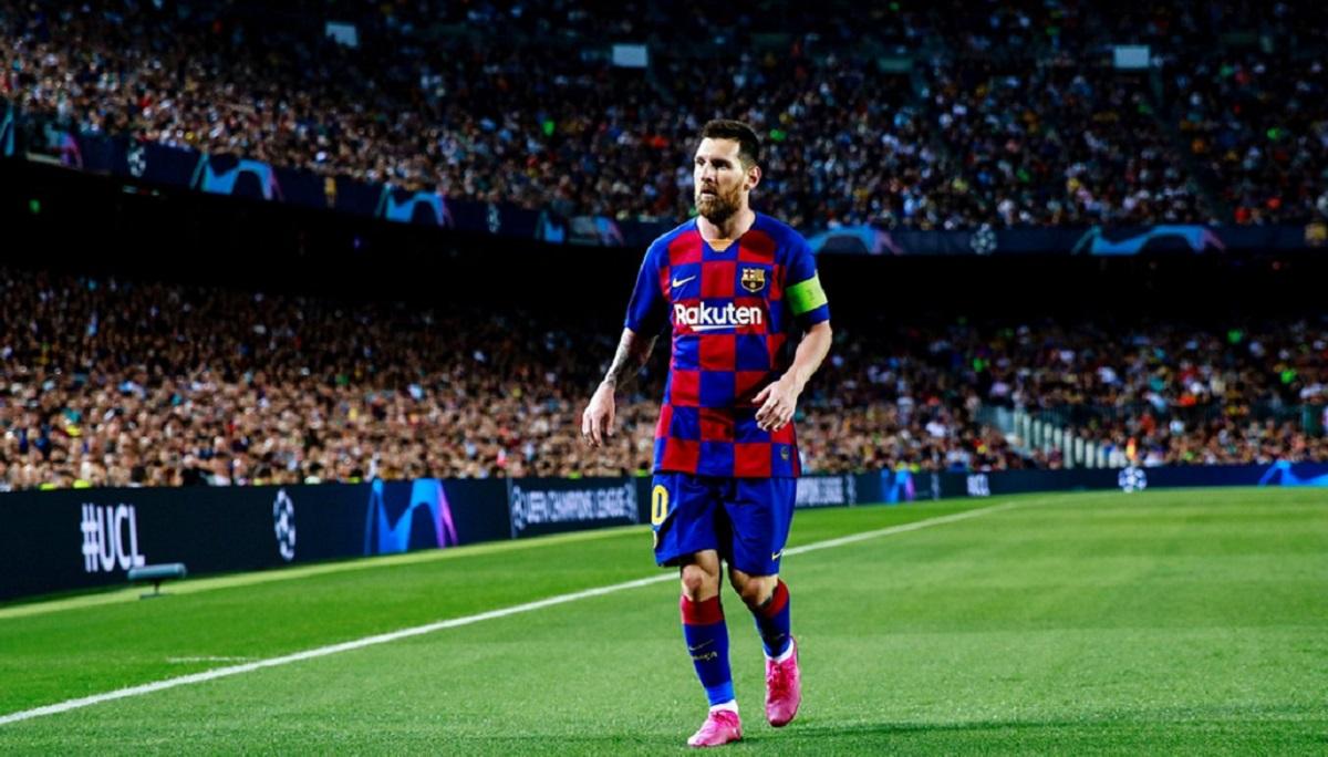 Cifrele lui Lionel Messi la Barcelona