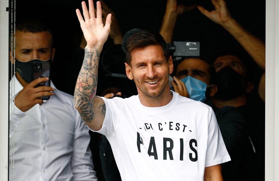 """OFICIAL   Lionel Messi a semnat cu PSG. """"Avem un nou diamant în Paris"""". Anunţul de la miezul nopţii făcut de club + când are loc conferința de presă"""