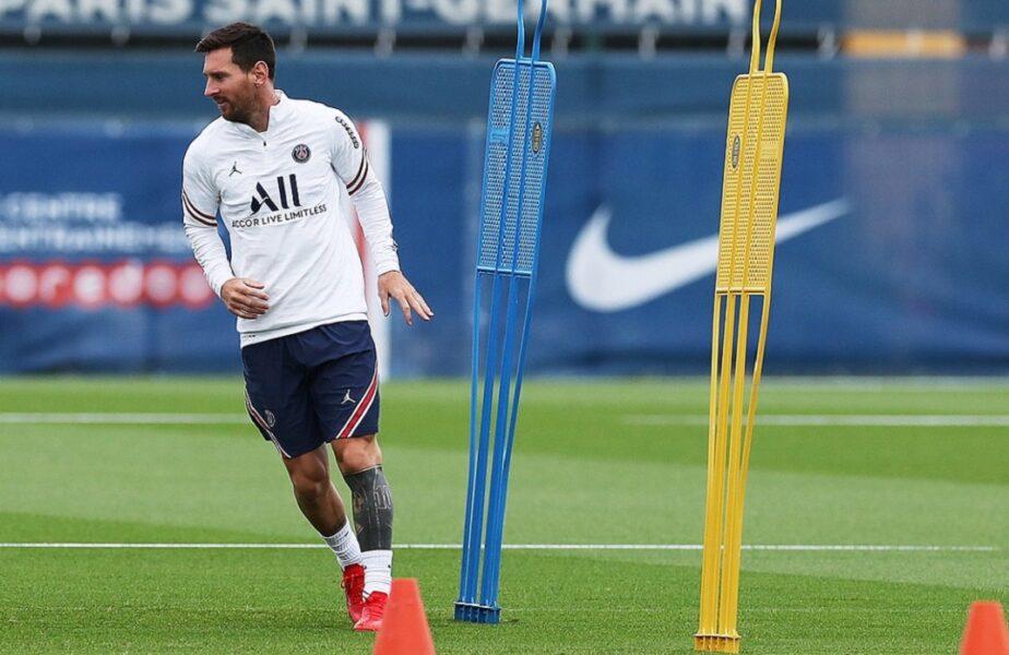 """Mauricio Pochettino a anunțat când ar putea Lionel Messi să debuteze la PSG. """"S-a adaptat foarte bine și foarte repede!"""""""