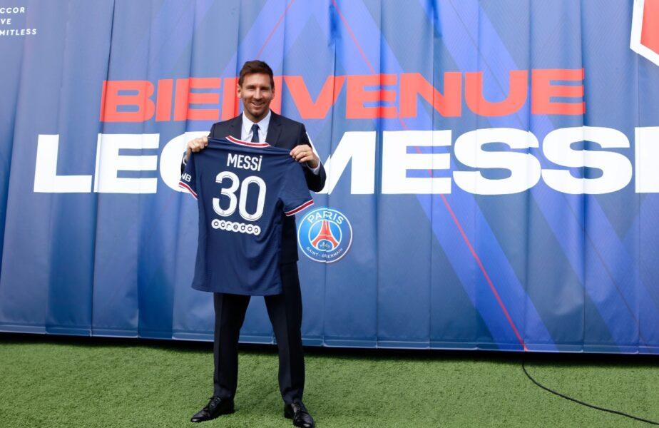 Lionel Messi, favoritul bookmakerilor! Ce cotă are să devină golgheterul din Ligue 1 după transferul stelar la PSG
