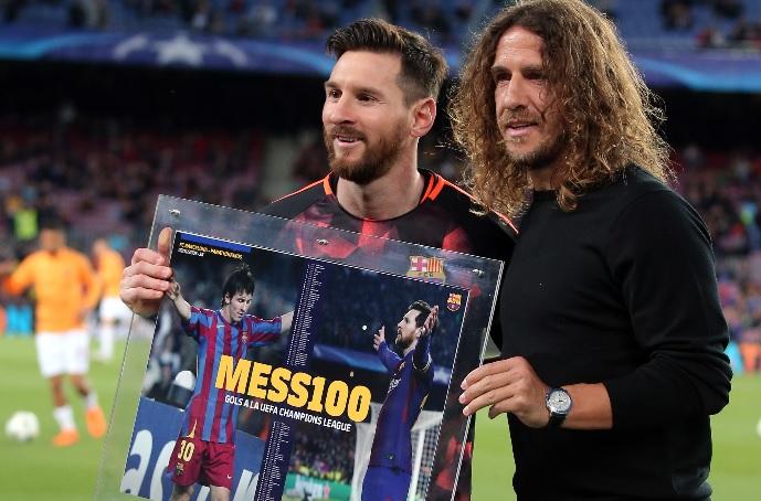 """Căpitanul Carles Puyol, mesaj emoţionant după plecarea lui Lionel Messi de la Barcelona! """"Nu putem să îţi mulţumim îndeajuns pentru tot ce ne-ai oferit"""""""