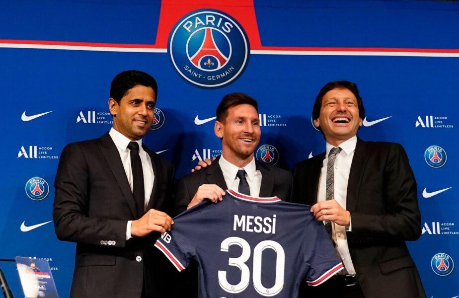 Lionel Messi a primit criptomonede când a semnat contractul uriaş cu PSG
