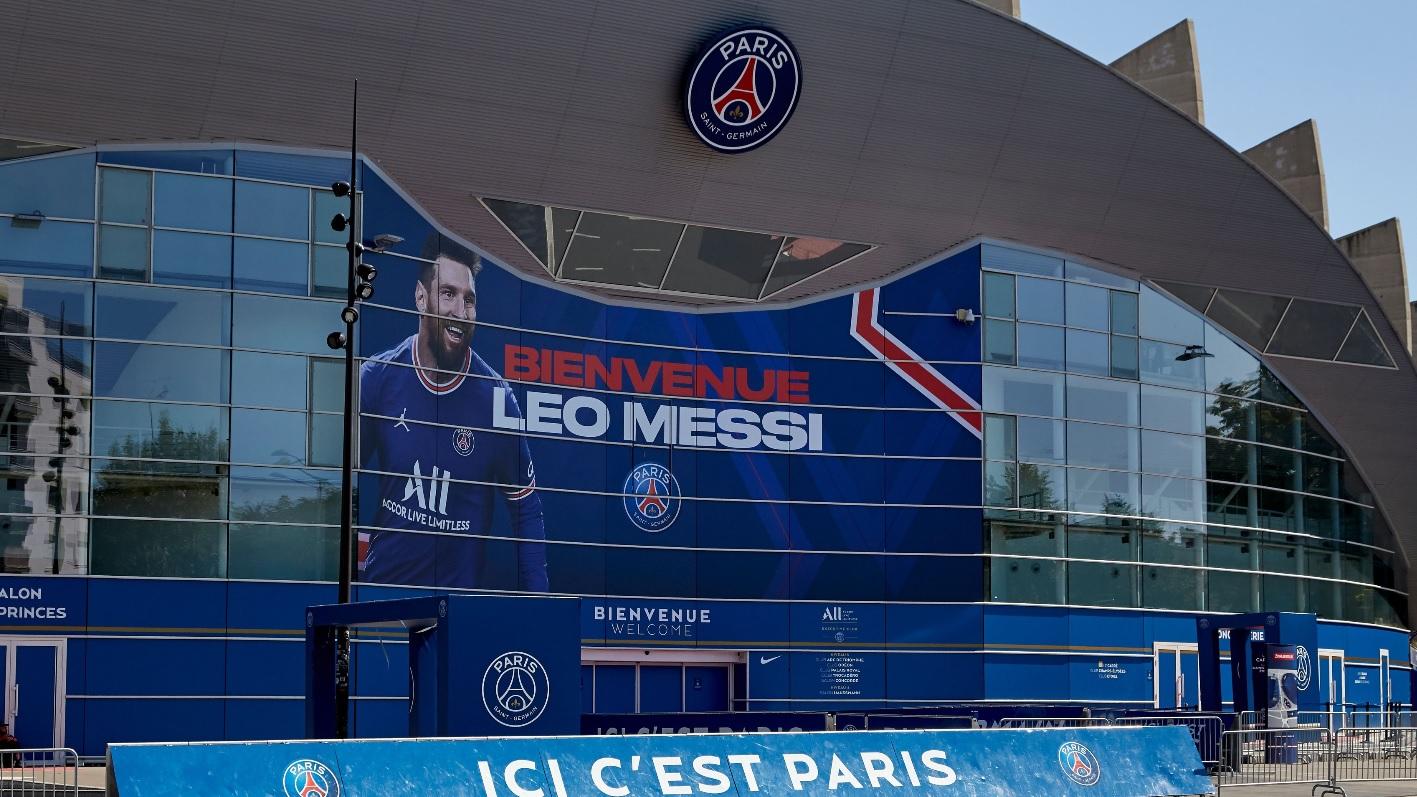 """Lionel Messi e rege, supererou şi titan grec! Starul a lansat """"Messiverse"""""""