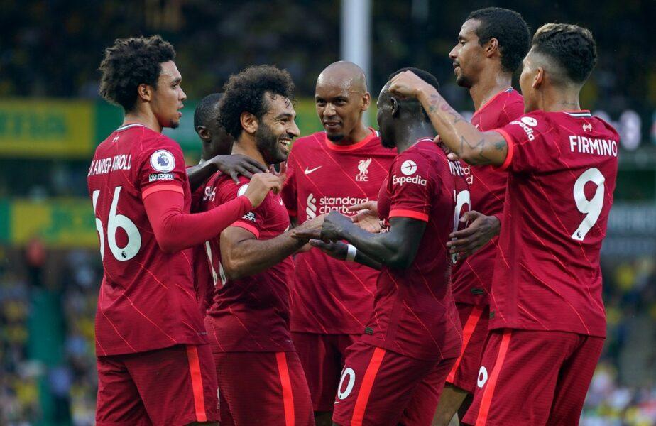 Spectacolul a revenit! Erling Haaland a făcut spectacol în Dortmund – Frankfurt 5-2. Liverpool, debut în forţă cu Norwich. Karim Benzema, de neoprit în Alaves – Real Madrid 1-4