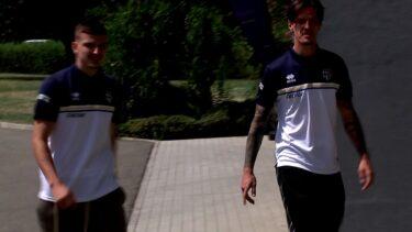 Valentin Mihăilă şi Dennis Man, la Parma