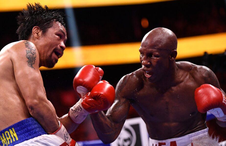 Manny Pacquiao a revenit în ring la 42 de ani! A fost bătut în gala de la Las Vegas