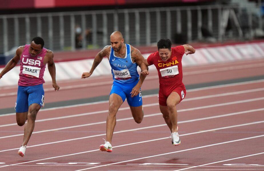 Jocurile Olimpice 2020 | Marcell Jacobs a câştigat aurul la 100 metri