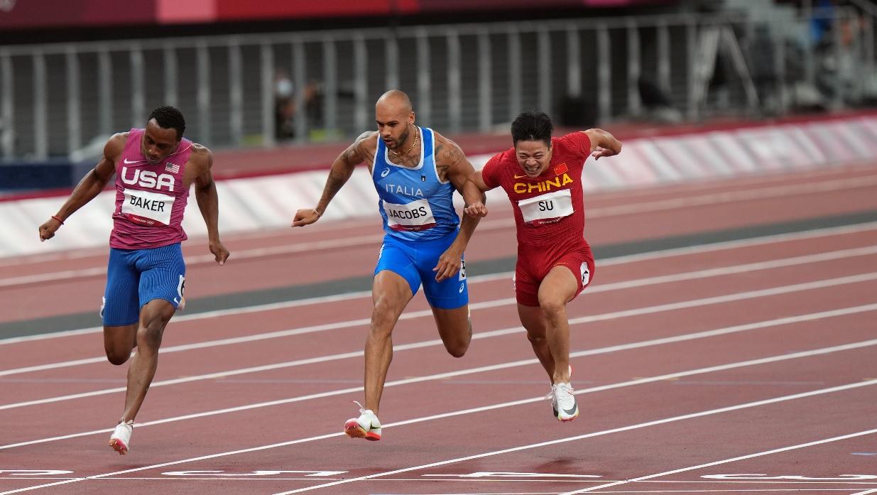 Jocurile Olimpice 2020   Italianul Marcell Jacobs a câştigat aurul la 100 metri! Surpriză uriaşă la Tokyo